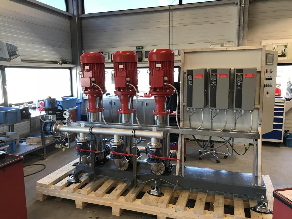 DP多区域消防增压泵