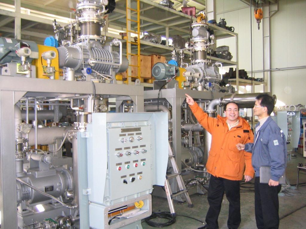 KOWEL 干式信誉保障在PTMEG等化工领域内的成功应用